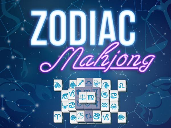 Bild zu Klassiker-Spiel Zodiac Mahjong