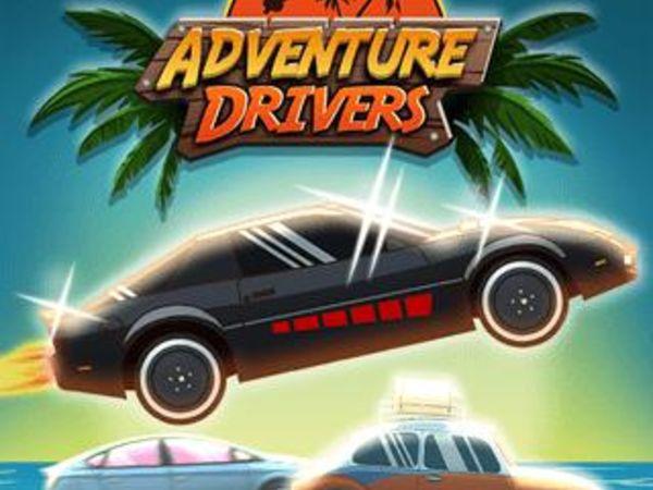 Bild zu Rennen-Spiel Adventure Drivers