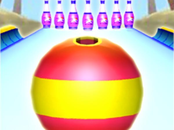 Bild zu Sport-Spiel Beach Bowling 3D