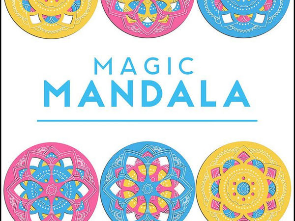 Bild zu Alle Brettspiele-Spiel Magic Mandala