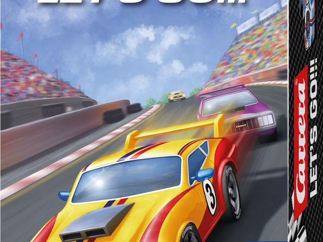 Carrera: Let`s go!!! Bild 1