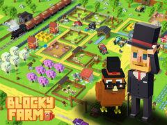 Blocky Farm spielen