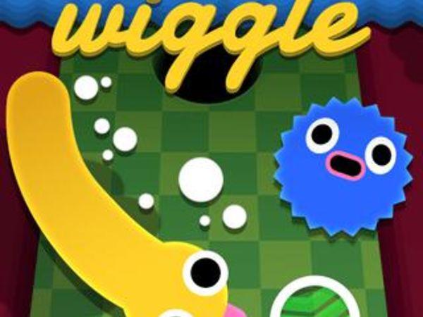 Bild zu Klassiker-Spiel Wiggle