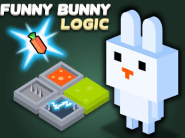 Bild zu Denken-Spiel Funny Bunny Logic
