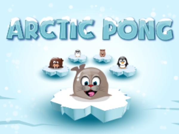 Bild zu Neu-Spiel Arctic Pong