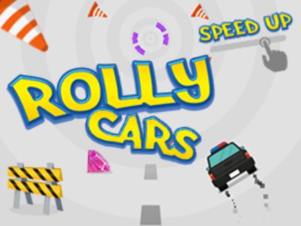 Bild zu Neu-Spiel Rolly Cars