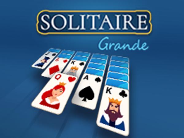 Bild zu Klassiker-Spiel Solitaire Grande