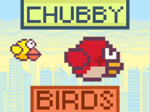 Bild zu Geschick-Spiel Chubby Birds