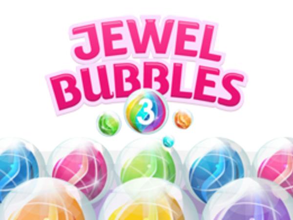 Bild zu Denken-Spiel Jewel Bubbles 3