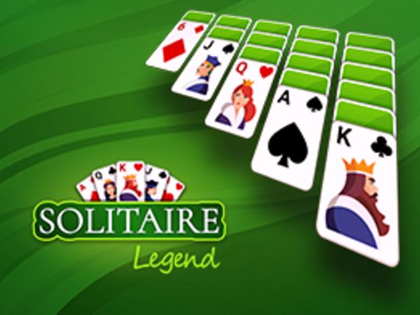 Bild zu Denken-Spiel Solitaire Legend