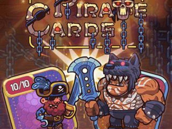 Bild zu Action-Spiel Pirate Cards