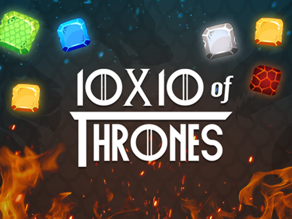 Bild zu Top-Spiel 10x10 of Thrones