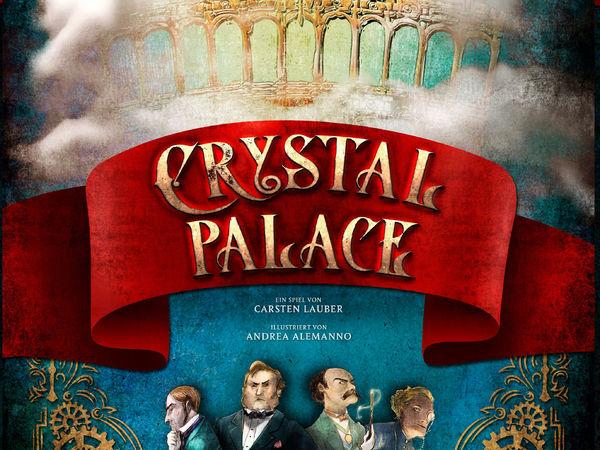 Bild zu Alle Brettspiele-Spiel Crystal Palace