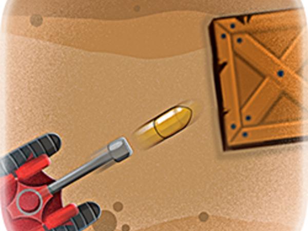 Bild zu Strategie-Spiel Micro Tank Battle