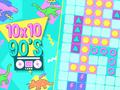 Denken-Spiel 10x10 90's spielen