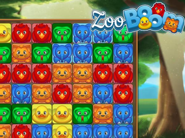 Bild zu Denken-Spiel Zoo Boom