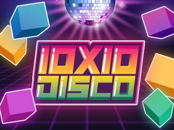 Bild zu Klassiker-Spiel 10x10 Disco
