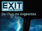 Vorschaubild zu Spiel Exit- Das Spiel: Der Flug ins Ungewisse