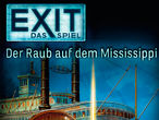 Vorschaubild zu Spiel Exit - Das Spiel: Der Raub auf dem Mississippi