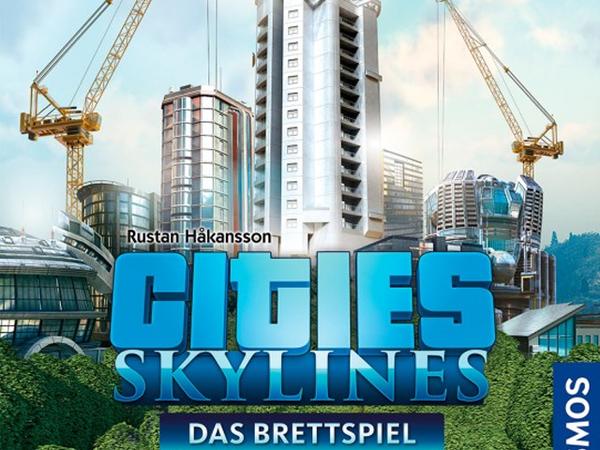 Bild zu Alle Brettspiele-Spiel Cities: Skylines - Das Brettspiel