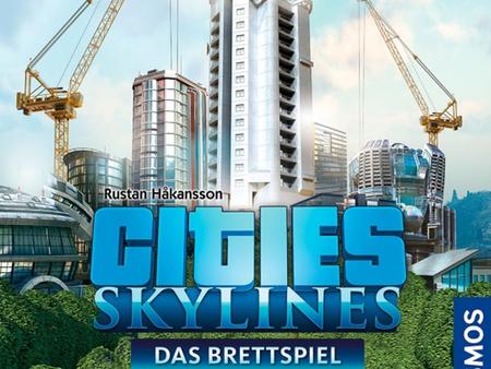 Cities: Skylines - Das Brettspiel