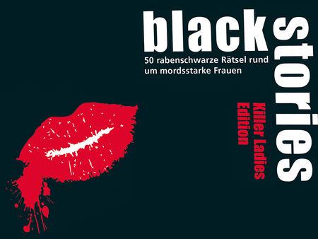 Black Stories: Killer Ladies Edition