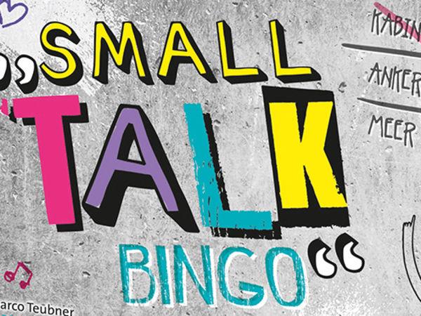 Bild zu Alle Brettspiele-Spiel Small Talk Bingo