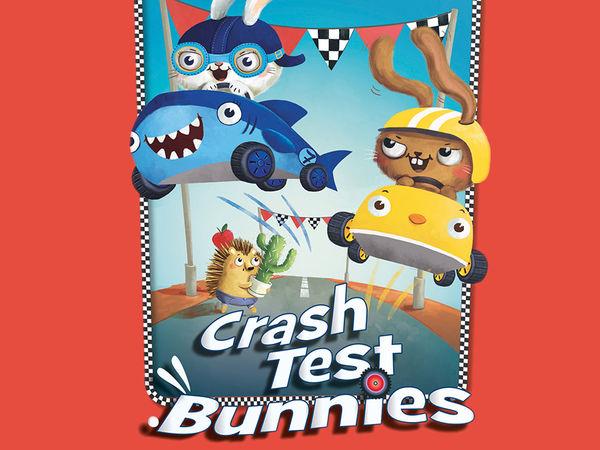 Bild zu Alle Brettspiele-Spiel Crash Test Bunnies