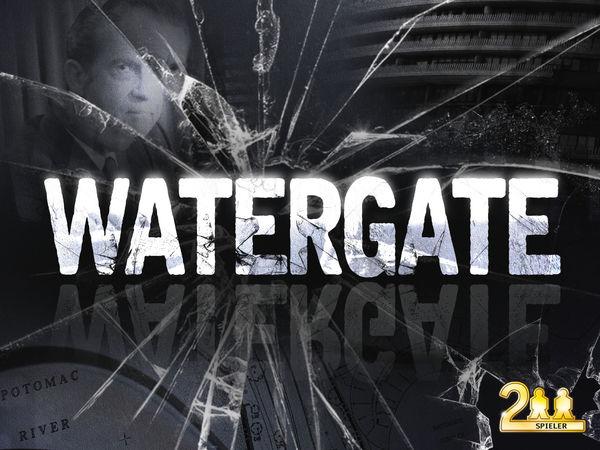 Bild zu Alle Brettspiele-Spiel Watergate