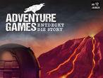 Vorschaubild zu Spiel Adventure Games - Entdeckt die Story: DieVulkaninsel