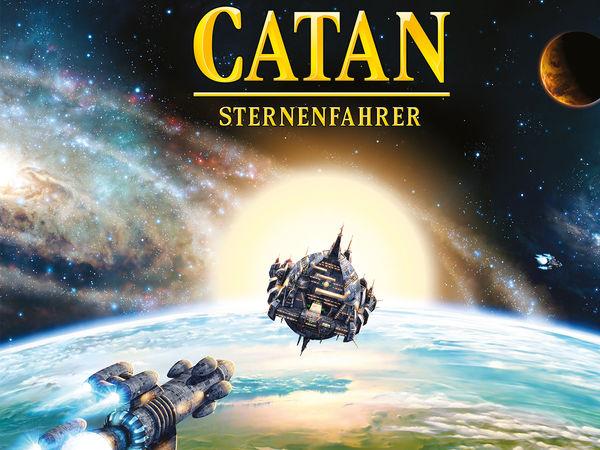 Bild zu Alle Brettspiele-Spiel Catan: Sternenfahrer