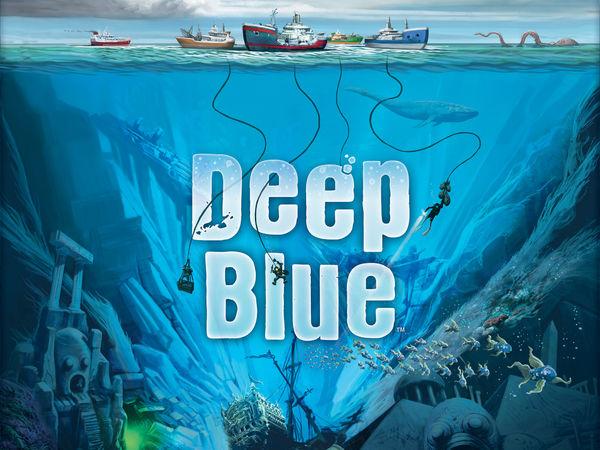 Bild zu Alle Brettspiele-Spiel Deep Blue