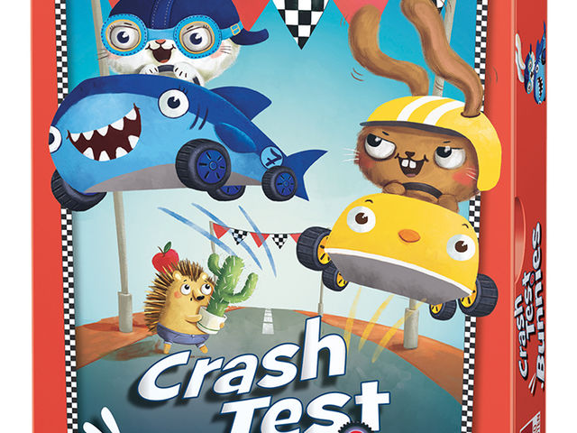 Crash Test Bunnies Bild 1