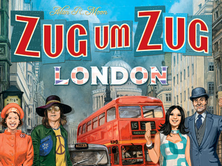 Zug um Zug: London