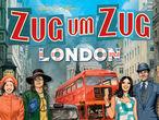 Vorschaubild zu Spiel Zug um Zug: London