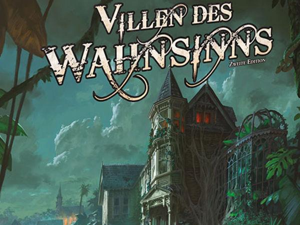 Bild zu Alle Brettspiele-Spiel Villen des Wahnsinns: Zweite Edition - Pfad der Schlange