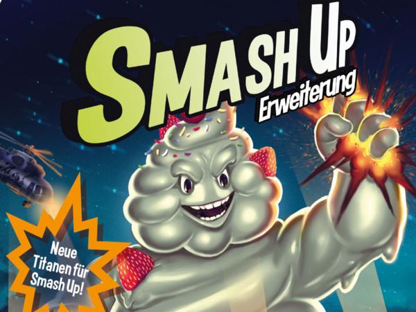 Bild zu Alle Brettspiele-Spiel Smash Up: Titanen Flowpack