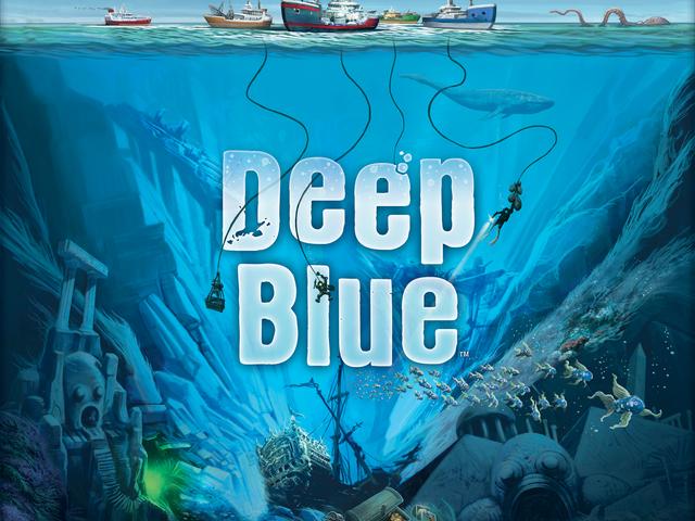 Deep Blue Bild 1