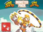 Vorschaubild zu Spiel King of Tokyo/New York: Monster Pack - Cybertooth