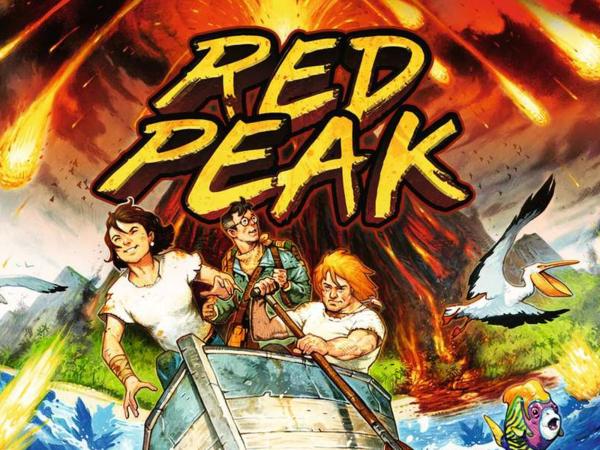 Bild zu Alle Brettspiele-Spiel Red Peak
