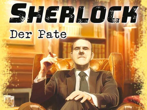 Bild zu Alle Brettspiele-Spiel Sherlock: Der Pate