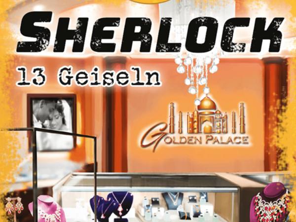 Bild zu Alle Brettspiele-Spiel Sherlock: 13 Geiseln