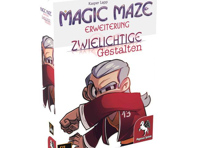 Magic Maze - Erweiterung: Zwielichtige Gestalten Bild 1