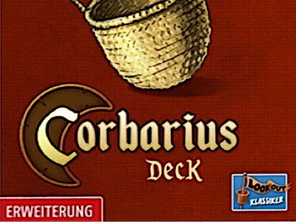 Bild zu Alle Brettspiele-Spiel Agricola: Corbarius Deck