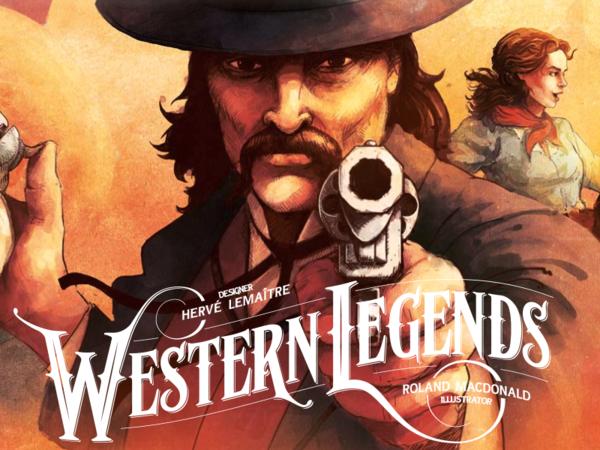 Bild zu Alle Brettspiele-Spiel Western Legends