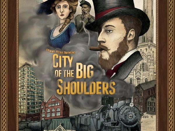 Bild zu Alle Brettspiele-Spiel Chicago 1875: City of the Big Shoulders
