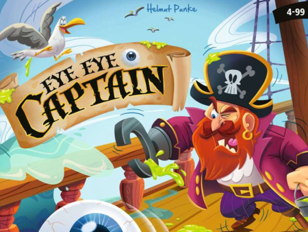 Eye Eye Captain