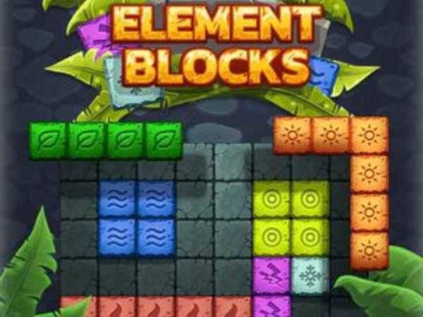 Bild zu Denken-Spiel Element Blocks