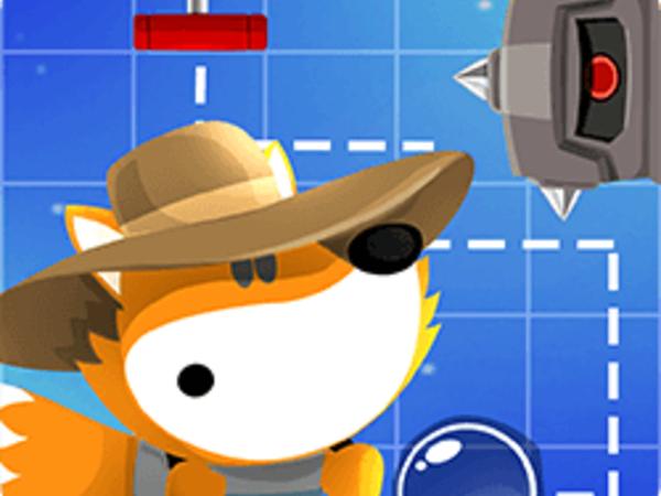Bild zu Denken-Spiel Journey Fox