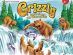 Vorschaubild zu Spiel Grizzly: Lachsfang am Wasserfall